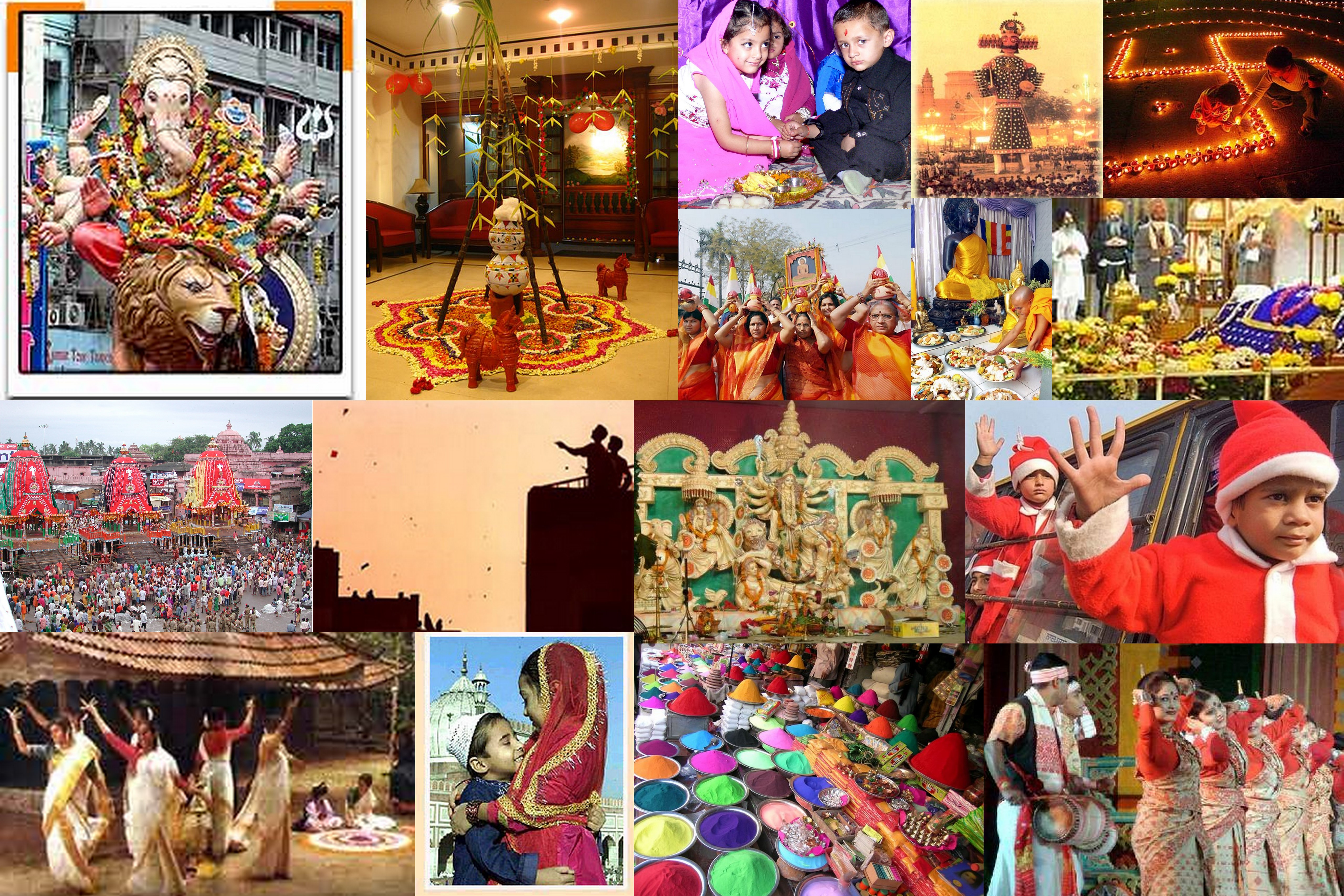 an overview of the hindu culture Culture & people with nearly 1 billion citizens, india is the second most populous nation in the worldit is impossible to speak of any one indian culture, although there are deep cultural continuities that tie its people together.